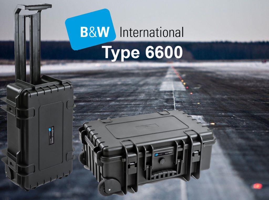 ab5e1617e 03-05-2019 - Kitther B&W Maletas Industriales lanza la nueva maleta estanca  Type 6600